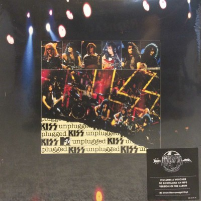 Kiss - Unplugged 2LP