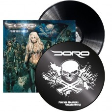 Doro - Forever United 2LP Gatefold