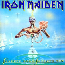 Iron Maiden ‎– Seventh Son Of A Seventh Son PICTURE DISC