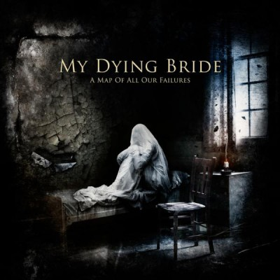 My Dying Bride ‎– A Map Of All Our Failures 2LP