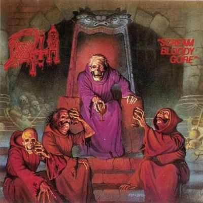 Death – Scream Bloody Gore 2LP