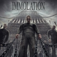 Immolation ‎– Kingdom Of Conspiracy