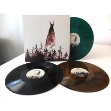 Анкылым - Vodonta LP Green Black Marbled Vinyl