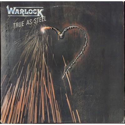 Warlock - True As Steel