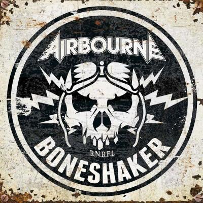Airbourne - Boneshaker LP NEW 2019