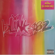 Blink-182 ‎– Nine LP NEW 2019 Colored Vinyl Ltd Ed Gatefold