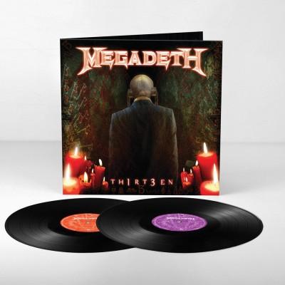 Megadeth – Th1rt3en 2LP