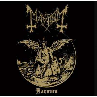Mayhem - Daemon LP Gatefold NEW 2019 + 12-page Boklet