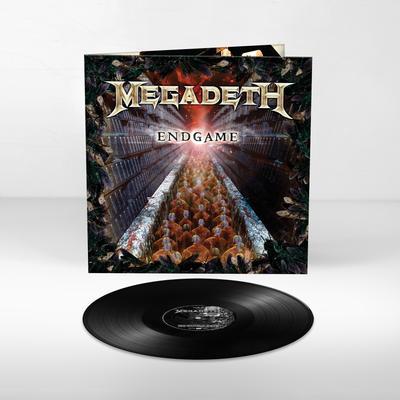 Megadeth – Endgame LP NEW 2019 Reissue