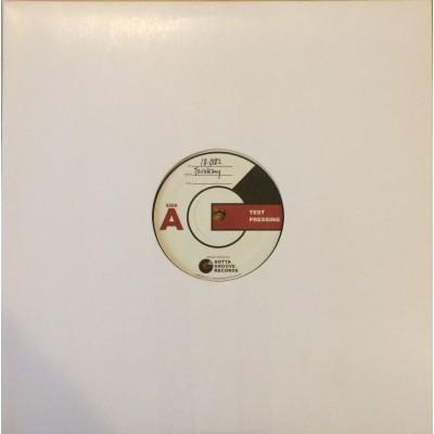 Тараканы! - The Power of One LP US Чёрный винил Test Press Ltd Ed 10 шт.