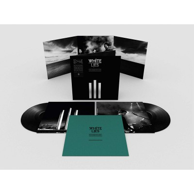 White Lies ‎– To Lose My Life... 2LP Gatefold Deluxe Edition Ltd Ed NEW 2019 Reissue