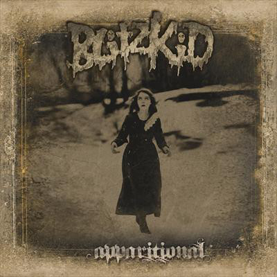 Blitzkid ‎– Apparitional