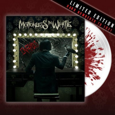 Motionless In White ‎– Infamous LTD EDITION!