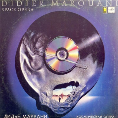 Didier Marouani – Space Opera