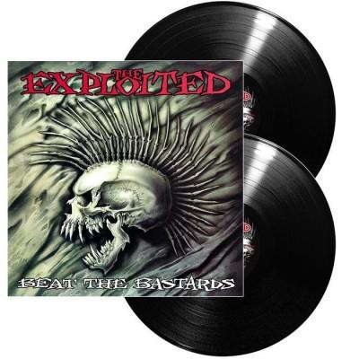 The Exploited – Beat The Bastards 2LP Gatefold 2014 Reissue