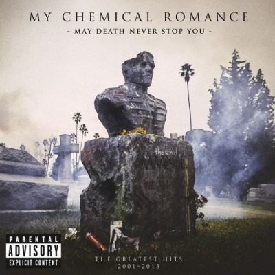 My Chemical Romance ‎– May Death Never Stop You 2LP+DVD