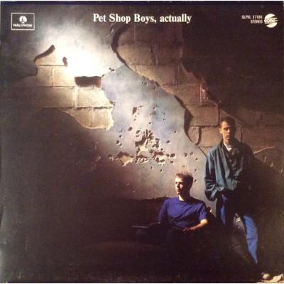 Pet Shop Boys – Actually