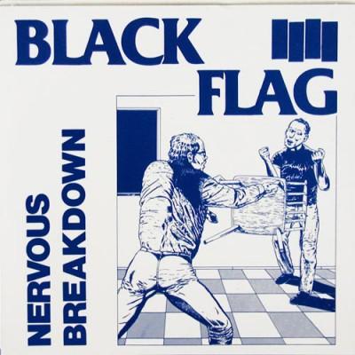 Black Flag – Nervous Breakdown