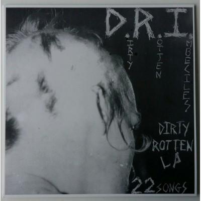 D.R.I. – 4Dirty Rotten LP