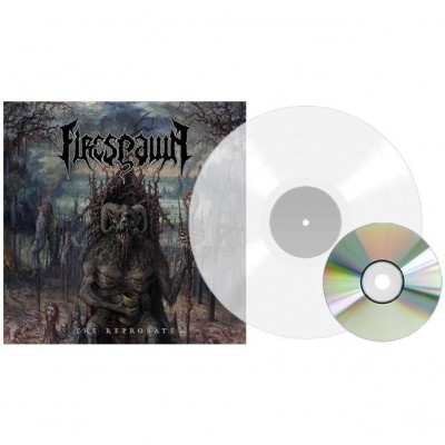 Firespawn - The Reprobate LP + CD Clear Vinyl