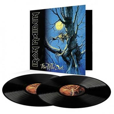 Iron Maiden - Fear Of The Dark 2LP Gatefold 2017 Reissue