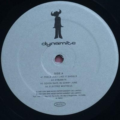 Jamiroquai - Dynamite LP1 Only