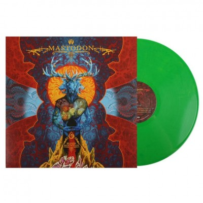 Mastodon - Blood Mountain LP Green Vinyl Ltd Ed