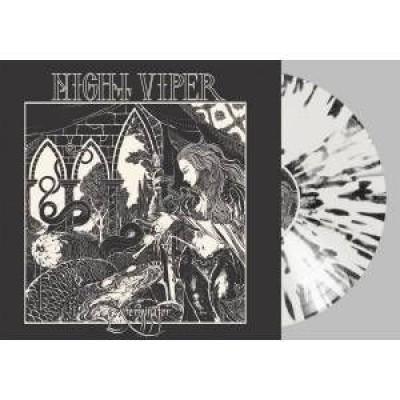 Night Viper - Exterminator LP Splatter Ltd Ed 200 copies