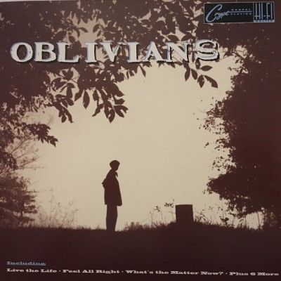 Oblivians ‎– ...Play 9 Songs With Mr. Quintron