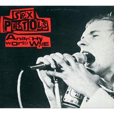 Sex Pistols – Anarchy World Wide