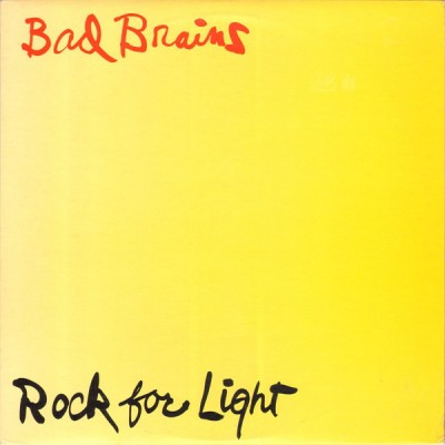 Bad Brains – Rock For Light