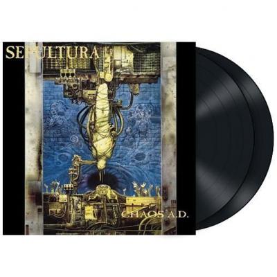 Sepultura - Chaos A.D. 2LP 2017 Reissue