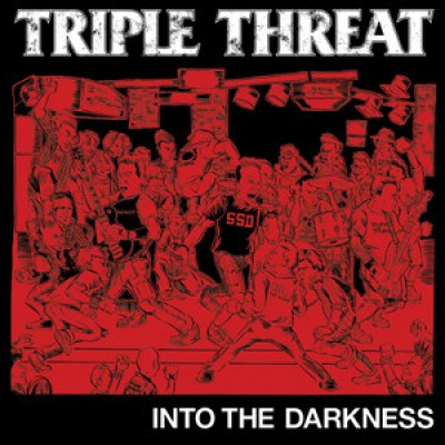 Triple Threat ‎– Into The Darkness