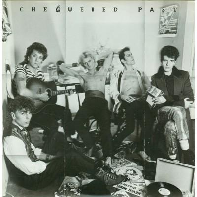 Chequered Past (ex Sex Pistols) – Chequered Past LP 1985 UK
