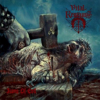 Vital Remains – Icons Of Evil 2LP
