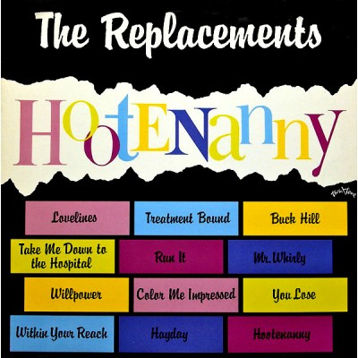The Replacements – Hootenanny