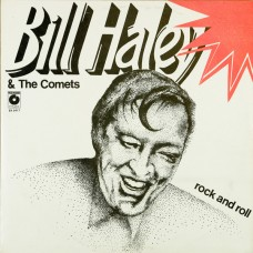 Bill Haley & The Comets ‎– Rock And Roll