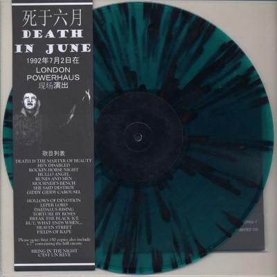 Death In June - Live In London, Powerhaus 02/07/92
