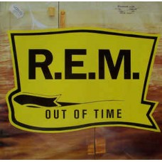 R.E.M. ‎– Out Of Time LP 2016 Reissue