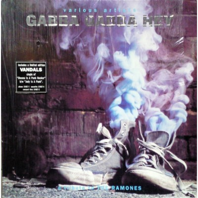 Various – Gabba Gabba Hey - A Tribute To The Ramones