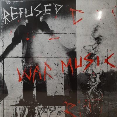 Refused – War Music LP Gatefold NEW 2019