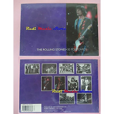 Rolling Stones, The –  30 postcards