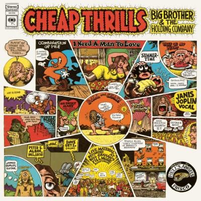Big Brother & The Holding Company (Janis Joplin) - Cheap Thrills