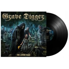 Grave Digger - The Living Dead LP 2018 Gatefold
