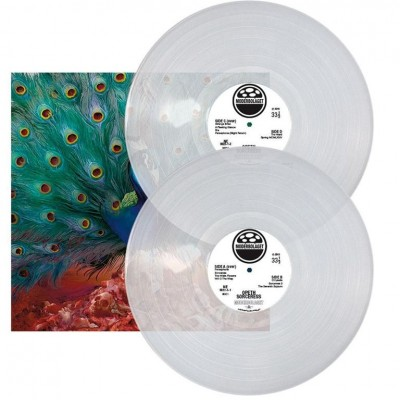 Opeth ‎– Sorceress 2LP Gatefold Clear Vinyl Ltd Ed 500 copies