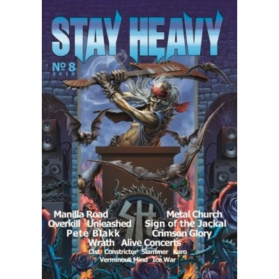 Stay Heavy No.7 Журнал