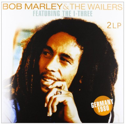 Bob Marley & The Wailers Featuring I-Three ‎– Germany 1980