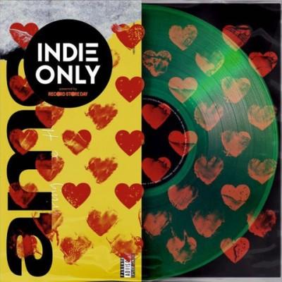 Bring Me The Horizon – Amo 2LP Green Vinyl Ltd Ed + 16-page Booklet NEW 2019