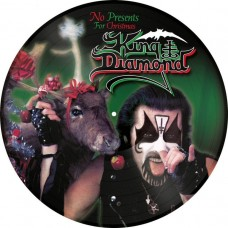 King Diamond ‎– No Presents For Christmas 12 EP Picture Disc Ltd Ed