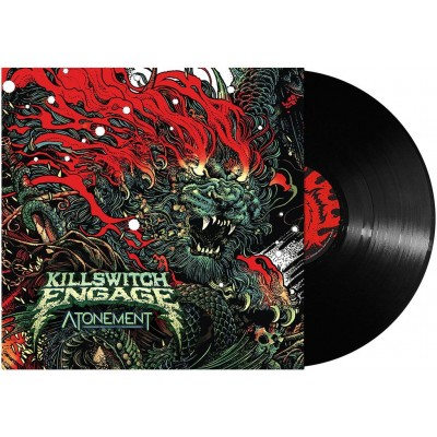 Killswitch Engage ‎– Atonement LP NEW 2019